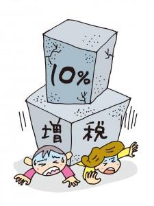 消費税増税先送り方針の決定